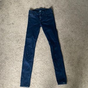 7 for all mankind skinny jeggings